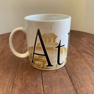 Starbucks 1994 Atlanta Mug